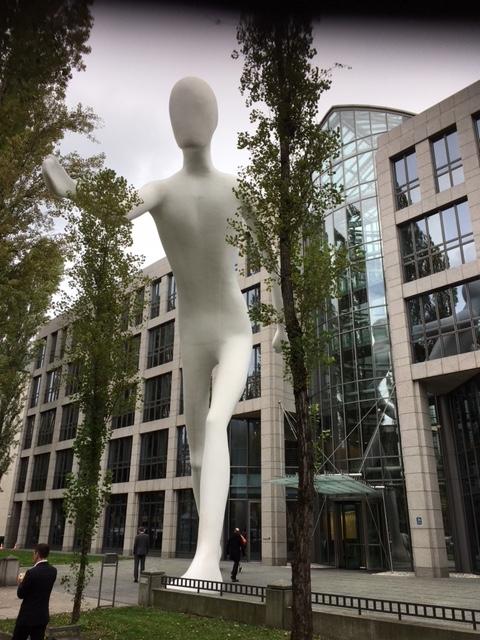 VINCE, partnermeeting München, Oct. 9/10, 2017